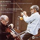 シューマン:チェロ協奏曲、ラフマニノフ:ピアノ協奏曲第3番 他 画像