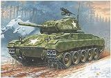 ドイツレベル 1/76 アメリカ陸軍 M24 チャーフィー プラモデル 03323
