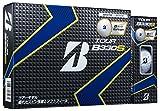 BRIDGESTONE(ブリヂストン) ゴルフボール TOUR B TOUR B330S BマークEdition ユニセックス GSBXT ホワイト