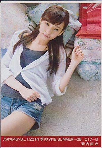 乃木坂46公式生写真 B.L.T.2014 季刊乃木坂 SUMMER【新内眞衣】BLT