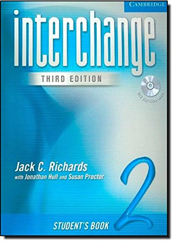 Interchange Student's Book 2 with Audio CD (3rd Edition)の詳細を見る