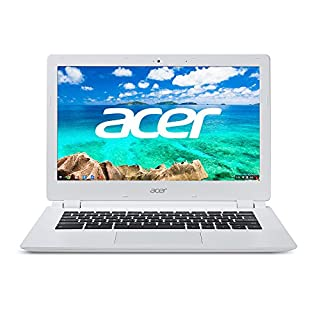 Acer ノートPC Chromebook (NVIDIA Tegra K1 CD570M-A1/13.3インチ/4GB/32GB eMMC/ChromeOS/APなし/ムーンストーンホワイト)CB5-311-H14N