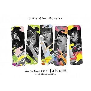 Little Glee Monster Arena Tour 2018 - juice !!!!! - at YOKOHAMA ARENA(初回生産限定盤) [Blu-ray]