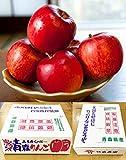 【A級品】竹嶋有機農園 紅玉4,5kg(化学農薬・化学肥料不使用)