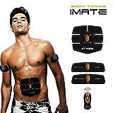 Imate スマート無線のステルス・フィットネス計、腹筋EMSベルト,ABS、EMSスマート・マイクロエレクトロニクス技術、怠惰な人の筋肉鍛錬、. ボディマシーン機械、お腹の引き締め機、全身大部分の筋肉群を鍛錬すること、ダイエット脂運動機械。ボディビルスタイル形作ります。