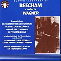 Conducts Wagner