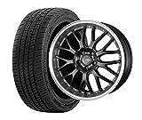 サマータイヤ・ホイール 1本セット 20インチ お勧め輸入タイヤ 225/35R20 + ANHELO CORAZON(アネーロコラソン)