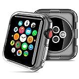 HOCO Apple Watch Series 3 / 2 / 1 ケース 透明 TPU ケース 耐衝撃性 超簿 脱着簡単 アップル ウォッチ シリーズ クリア 38mm