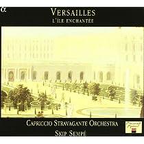 Versailles: L'ile enchantee