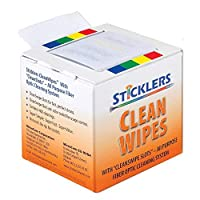 Sticklers cleanwipes 400光ファイバークリーニングツール