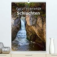Faszinierende Schluchten(Premium, hochwertiger DIN A2 Wandkalender 2020, Kunstdruck in Hochglanz): Wunderbare Portraits von Schluchten in Europa und den USA (Monatskalender, 14 Seiten )