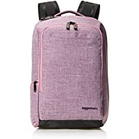 AmazonBasics Slim Carry On Backpack, Purple