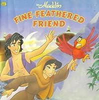 Disney's Aladdin: Fine-feathered Friend (Golden Books)
