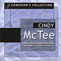 シンディー・マクティー作品集 Cindy McTee - Composer's Collection