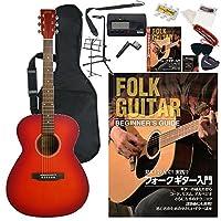 S.Yairi アコースティックギター ミディアムスケール YF04 YF04-15 入門15点セット (CS)