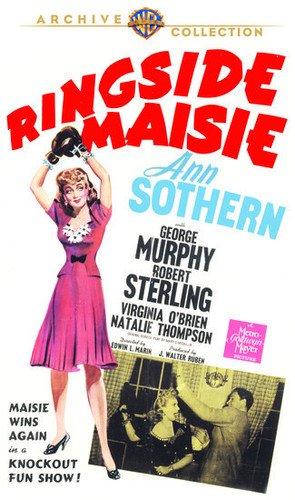 Ringside Maisie [DVD]