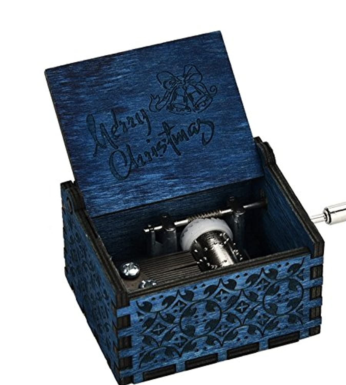 木製音楽ボックスブティッククリエイティブ誕生日ギフトにガールフレンドGirls小さなギフトバレンタインデー、結婚、結婚、子、おもちゃThrones Themeブティック