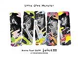 【店舗購入特典あり】Little Glee Monster Arena Tour 2018 - juice !!!!! - at YOKOHAMA ARENA(初回生産限定盤) [Blu-ray](オリジナルステッカー付)(豪華スリーブ仕様)(40ページライブフォトブック付)(Disc2「MUSIC VIDEO COLLECTION」収録)