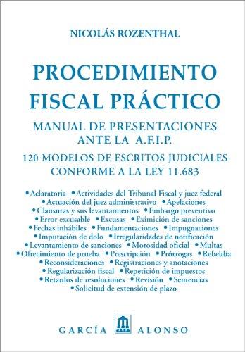 Download Procedimiento fiscal práctico (Spanish Edition) B006Q3EJAM