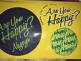 嵐 「LIVETOUR Are you Happy?2016」 公式グッズ 名古屋 会場限定 バッジセット
