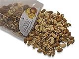 フルーツなかやま オーガニック 3種の生ナッツミックス 350g 2袋入 有機栽培されたアーモンド、カシューナッツ、クルミをミックスしました。