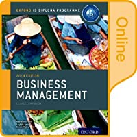 Oxford IB Diploma Program Business Management Access Card: Course Book