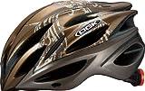 OGK KABUTO(オージーケーカブト) REGAS ヘルメット M/Lサイズ フェニックスブロンズ