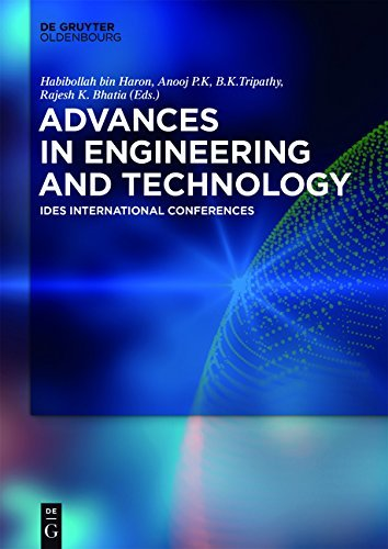 Advances in Engineering and Technology: Ides International Conferences