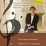 メンデルスゾーン:交響曲第2番変ロ長調Op.52「讃歌」 (Mendelssohn : Symphony No. 2 Lobgesang / Fey)