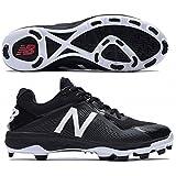 newbalance スポーツシューズ 【ニューバランス】 ポイントスパイク ローカット野球スパイク newbalance (PL4040) K4 BLACK