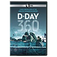 D-Day 360 [DVD] [Import]