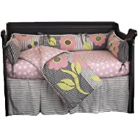 Cotton Tale Designs Poppy 4 Piece Crib Bedding Set by Cotton Tale Designs