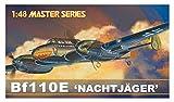 ドラゴン 1/48 第二次世界大戦 ドイツ空軍 メッサーシュミット Bf110E ナハトイェーガー プラモデル DR5566