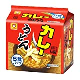 マルちゃん カレーうどん 5食パック