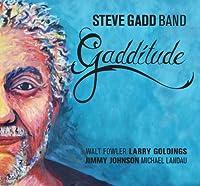 Gadditude by Steve Gadd Band (2013-09-03)