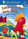 The Little Red Hen Book & CD (Paul Galdone Classics)