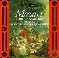 String Quartet K465