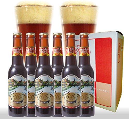 世界一のラオホ 田沢湖ビール 6本セット