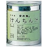 尾西食品 災対食・安心缶 けんちん汁 1缶15食×6缶セット