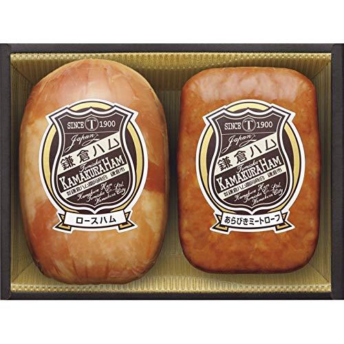 鎌倉ハム富岡商会 ギフトセット 【かまくらはむ 塊 お肉 ハムギフト 日本産 国産 詰め合わせ つめあわせ おいしい 美味しい うまい 産地直送】