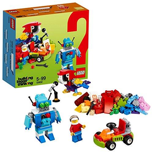 レゴ(LEGO) クラシック 未来にはなにがある? 10402