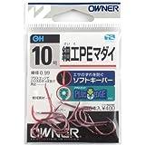 OWNER(オーナー) シングルフック OH 細工PEマダイ 10号 13163