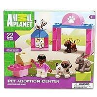 Animal Planet Pet Adoption Center Junior Building Blocks [並行輸入品]