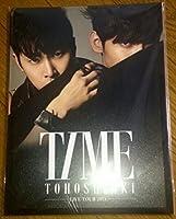 東方神起 TIME 2013 パンフレット 写真集 公式 グッズ