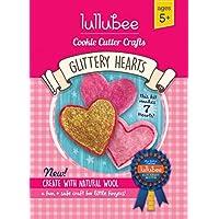 lullubee Cookie cutter Heart Craft Kit [並行輸入品]