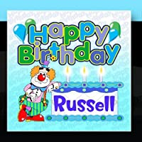 Happy Birthday Russell