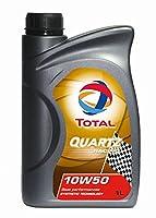 TOTAL ( トタル ) エンジンオイル【QUARTZ RACING】10W-50 1L 166256【HTRC3】