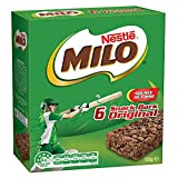 MILO Energy Snack Bar Original, 21g (Pack of 6)