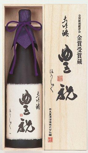 大吟醸 豊祝 [奈良豊澤酒造]1.8L 木箱入