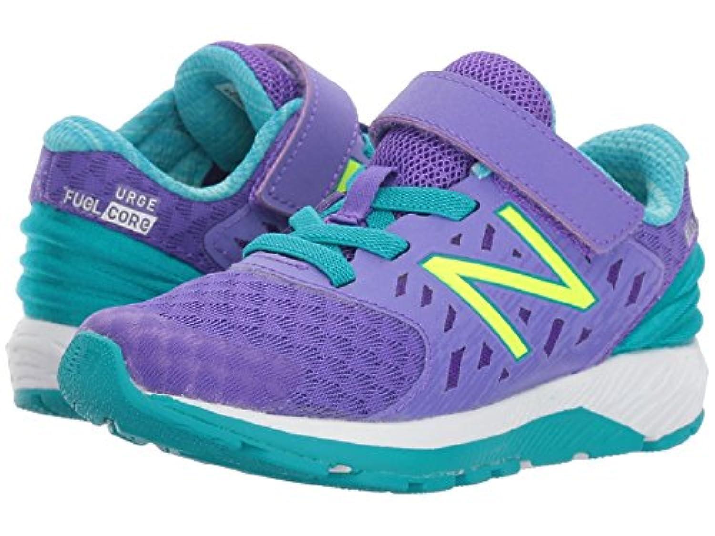 (ニューバランス) New Balance キッズランニングシューズ??スニーカー?靴 Vazee Urge (Infant/Toddler) Purple/Teal 5 Toddler (12.5cm) W